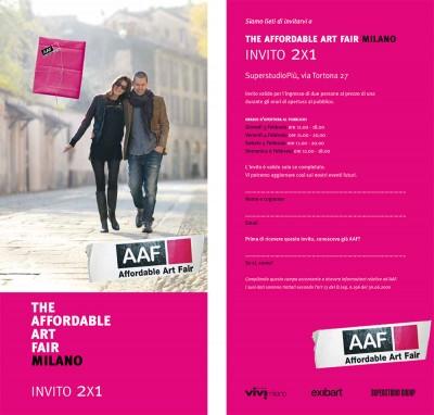 AAF, Milano 2011