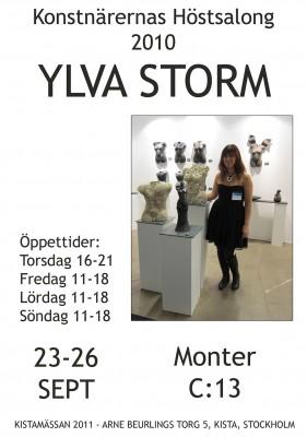 01-2010-vernissagekort-konstnarernas-hostsalong